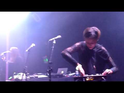 Icona Pop - Top Rated/Ready For The Weekend live @ Popscene, SF - January 14, 2013