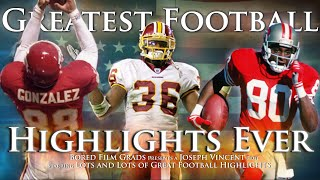Greatest Football Highlights Ever - Volume 5