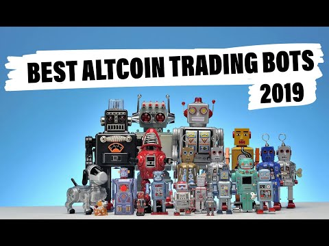 Best Altcoin Trading Bots Of 2019