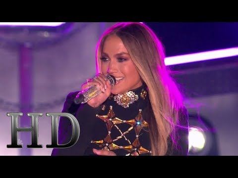 Jennifer Lopez ~ Ni Tú Ni Yo ft. Gente de Zona (New York, Concert) (Live) 2017 HD