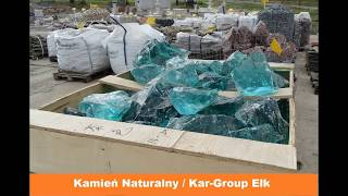 Kamień naturalny, ozdobny, ogrodowy Kar-Group Ełk