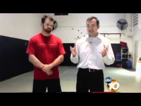 Jeff vs Reporter || Brazilian Jiu-Jitsu Training Techniques