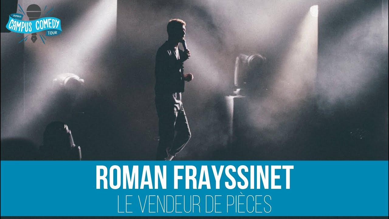 Roman Frayssinet - Le Vendeur de Pièces (Calendrier de l'Avent du LOL)