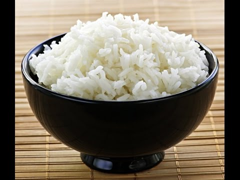 New low-calorie rice could help cut rising obesity rates (Video)