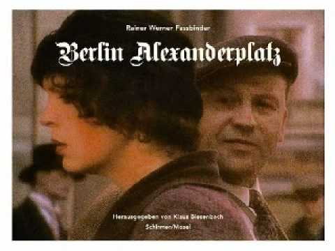 Peer Raben Rainer Werner Fassbinder Berlin Alexanderplatz Original Soundtrack