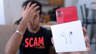 I Bought Apple Refurbished & Got Scammed..