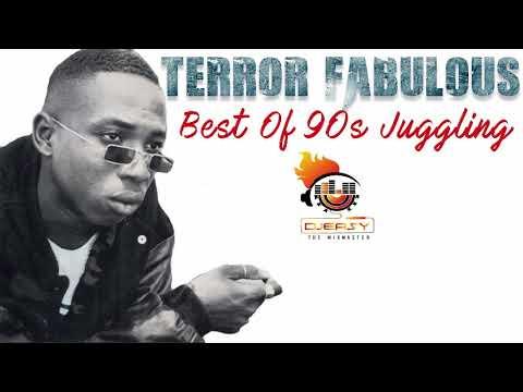 Terror Fabulous Best Of90s Juggling Mix by djeasy