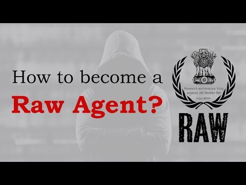 How to become a Raw Agent?
