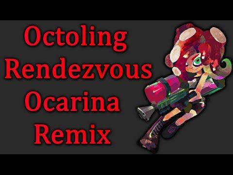 Octoling Rendezvous Ocarina Remix