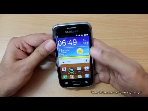 Samsung Galaxy Ace Plus indepth review