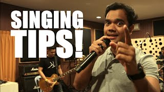 10 Singing Tips by Alif Satar & The Locos!