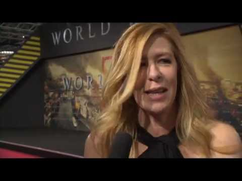 'world war z' Dede Gardner 'Berlin Premiere'