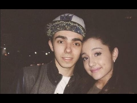 Nathan Sykes Gushes About Ariana Grande, ROMANCE CONFIRMED!