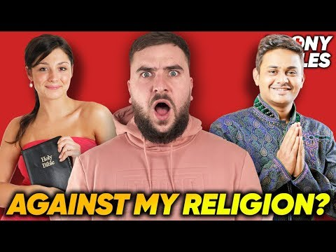 I'm Hindu, She's Christian... HOW Do We Do This?! | #AgonyUncles