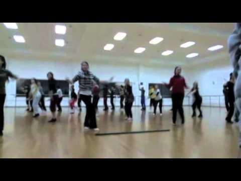 World Joyland China Mic Thompson Choreography