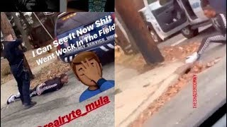 Footage Meek Mill Affiliate Jeezy Mula Getting Arrested..DA PRODUCT DVD