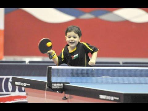 قصة أصغر لاعب تنس طاولة في العالم يوسف دوفش - اورينت نيوز thumbnail