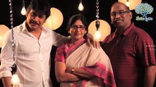 Special Song By Akkineni Family For Memu Saitham Event Live - Memu Saitham