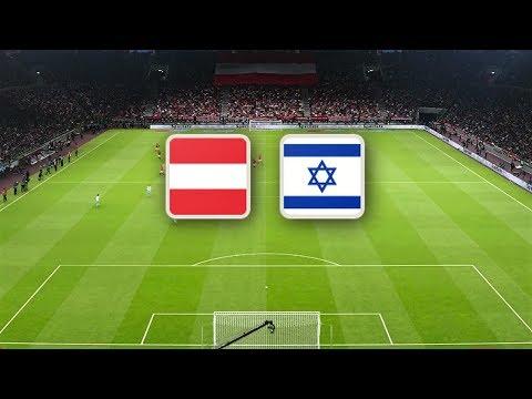 Австрия - Израиль обзор матча сборных