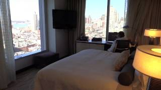 Hotel Intercontinental Time Square New York - Room 2826 Video