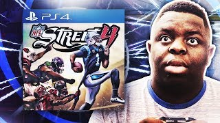 NFL STREET 4 ON NEXT GEN CONSOLES! MAKE IT HAPPEN EA!