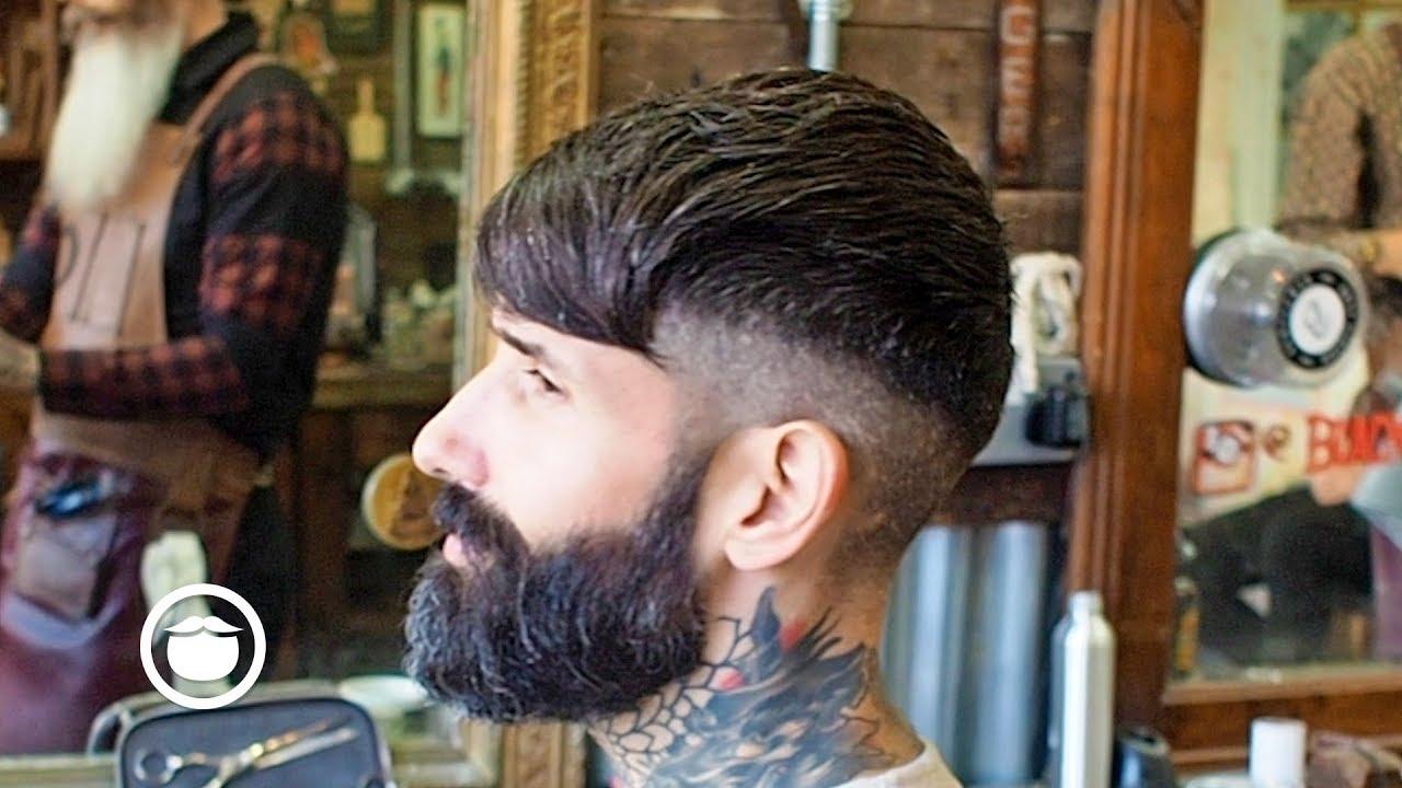 Peaky Blinders Haircut Styles - Wavy Haircut