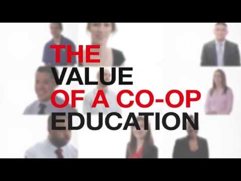 The Value of a Co-op Education
