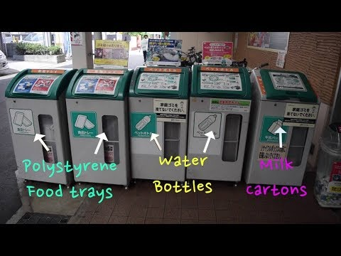 Waste and Recycling in Japan Japanology