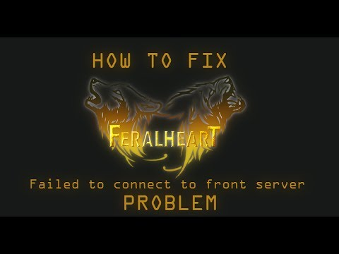 how to fix filed to connect