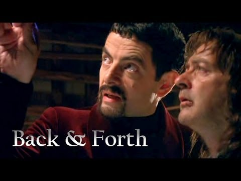 blackadder back and forth ending relationship
