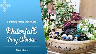 Join an exciting learning journey with Amlaan Baag on the 'Art of Miniature Gardening' via Graphy app. Find it here ...