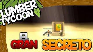 LE GRAND SECRET DE LUMBER TYCOON 2 - LE SANTUARIO - ROBLOX