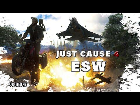 Смотреть прохождение игры EPIC STREAM WEEK   MAY 2020   Day 4: Just Cause 4   VlaD BlaT