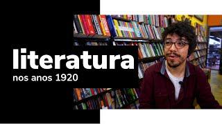A literatura nos anos 1920 • 20 CONTAR • T01_EP01