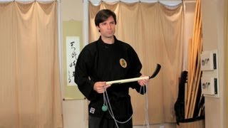 How to Use the Kusarigama | Ninjutsu Lessons