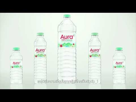 Aura Mineral Water - VDO Presentation (English Version)