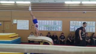 """Удивил всех) Спортивная гимнастика прыжки. Соревнования """"Наркотикам - нет!"""""""