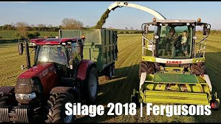 Silage 2018 | Ferguson's of Blencogo House Farm