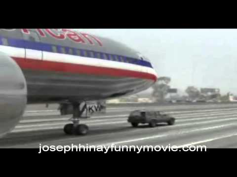American Airlines Emergency Landing in South Luzon Expressway.wmv