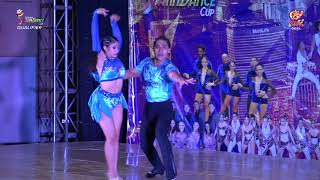 Download Melisa y Adrian, Bachata Pro Am Parejas, Oaxaca, Festiva 2017 MP3 song and Music Video