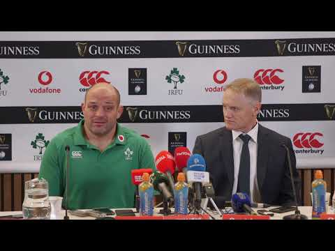 Press Conference: Joe Schmidt and Rory Best | Ireland 20 - 32 England | Guinness Six Nations