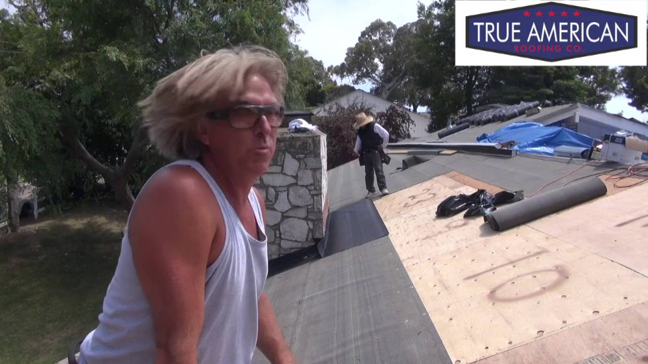 How To Install Peel N Stick For Chimney Rolling Hills Roofing Contractors