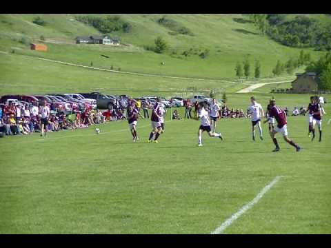 Reed Axthelm - College Soccer Recruiting Video - Class of 2017