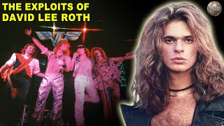 Wild David Lee Roth Stories