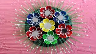 DIY arts and crafts | Easy Crafts Ideas Using Plastic Bottles For Home Decor - Best Reuse Ideas