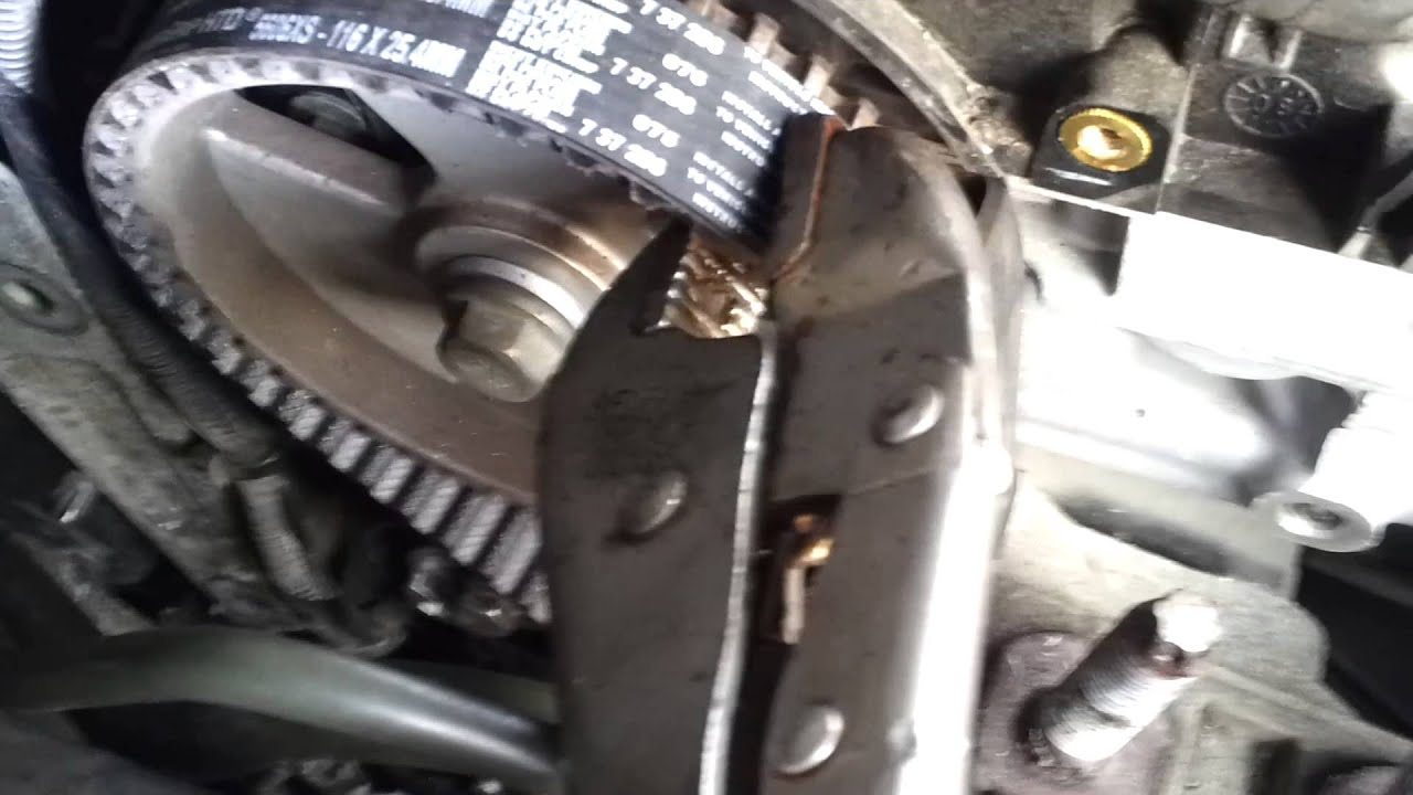 Timing Belt Change