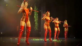 Miss Pole Dance Australia 2016 Opening Number