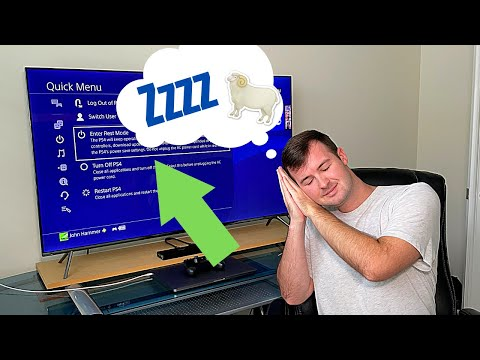 PlayStation Rest Mode | Is It Safe To Always Leave On?