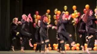 New Yemenite dance by Eilat
