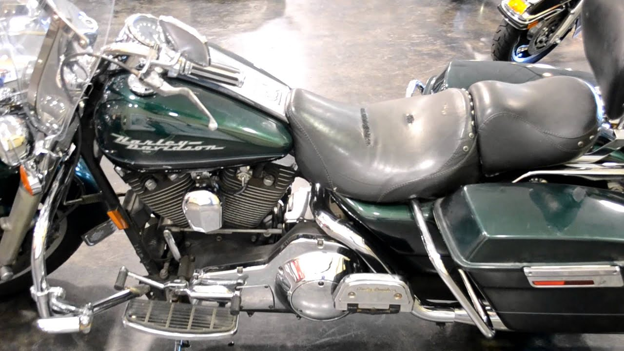 1997 Harley Davidson Flhr Road King Youtube Pictures